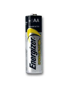 Energizer Industrial AA Alkaline Battery 144/Case (EN91)