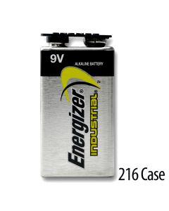 3 cases of 6 inner packs of 12 capped batteries