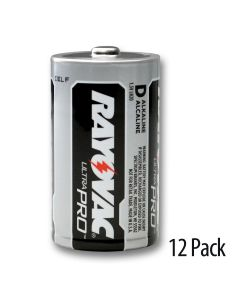 Contractor packs of 12 batteries