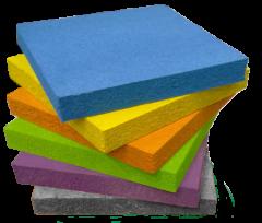AcoustiColor® Tiles