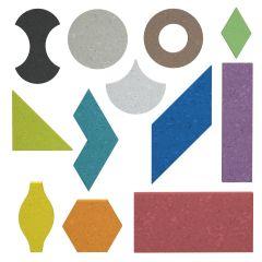 Polygon Acoustical Tiles