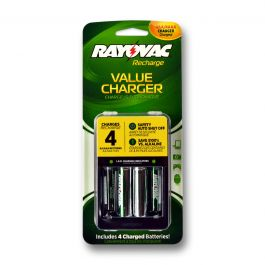 Rayovac Aa Aaa Batteries Charger With Batteries Rayovac