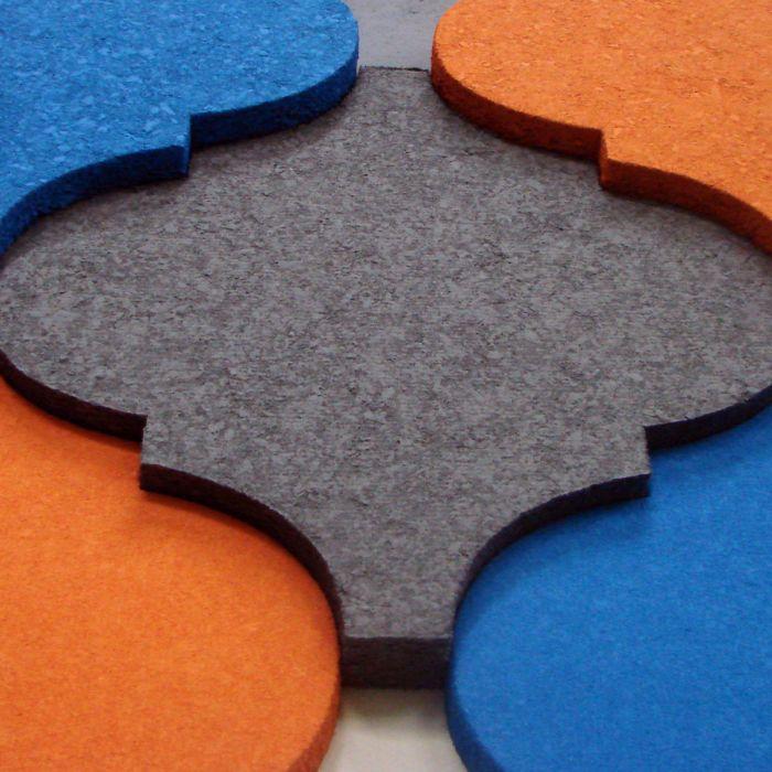 Audimute Acoustic Shapes Wall Art Ideas