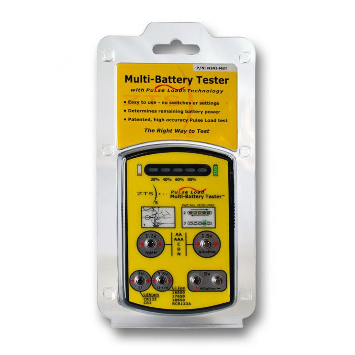 zts mini testerhigh quality battery load test device with 4