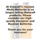 Duracell Procell Battery 9-Volt