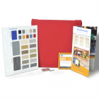 Acoustical Treatment Fabric Panel Sample Pack