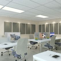 Acoustic Wall Panel Starter Room Kit Only