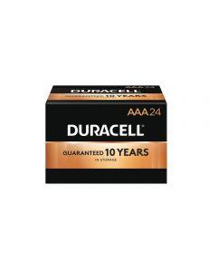 Duracell Coppertop AAA Battery Bulk 24/Pack (MN2400)