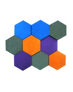 Polygon Acoustical Tiles