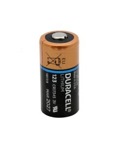 Duracell Ultra 3 Volt Lithium 123 Battery 10/Pack (DL123)