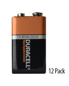 Pack contains 12 batteries.