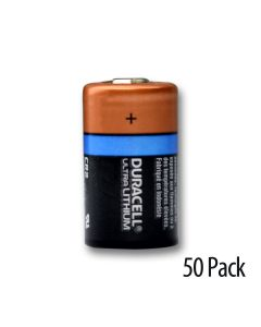Pack of 50 batteries