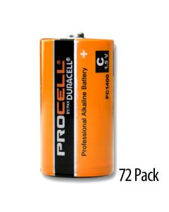 Case of 6 inner packs of 12 batteries