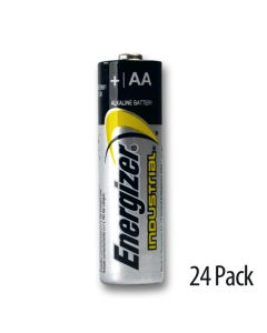 6 inner packs of 4 batteries each
