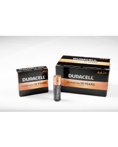 Duracell Coppertop AA Battery Boxed 24/Pack (MN1500)