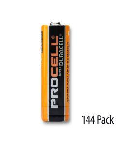 Case of 6 inner packs of 24 batteries (in 4 packs)