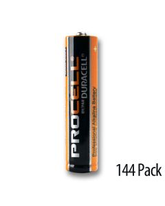 Case of 6 inner packs containing 24 batteries each