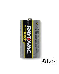 1 case of 96 batteries