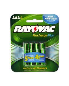 Blister pack of 4 batteries