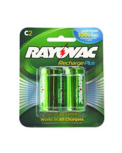 Blister pack of 2 batteries