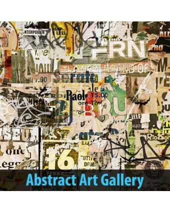 Abstract Art Gallery