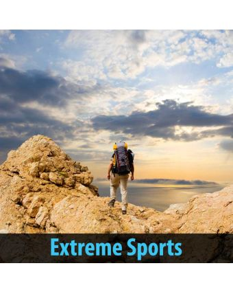 Extreme Sports Gallery Acoustic Panels