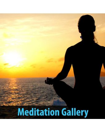 Meditation Gallery of Acoustic Wall Art