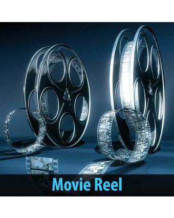 Movie Reel Gallery Acoustic Panel