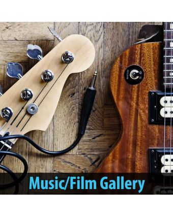 Music/Film Collection of Decorative Wall Panels