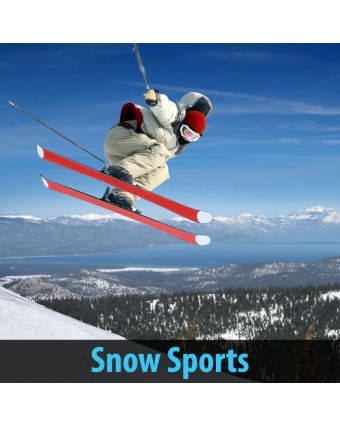 Snow Sports Gallery Acoustic Panels