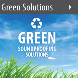 Green Soundproofing