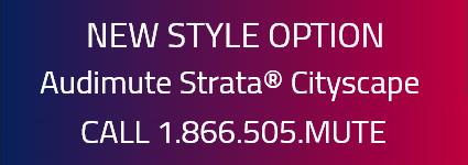 Audimute Strata® Cityscape