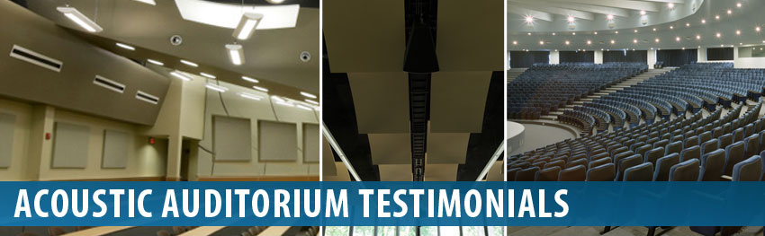 Auditorium Acoustic Panels Review