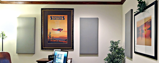 Acoustic Panels for Office Noise Reduction
