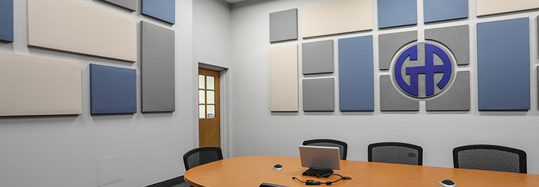 Conference Room Wall Acoustic Panels