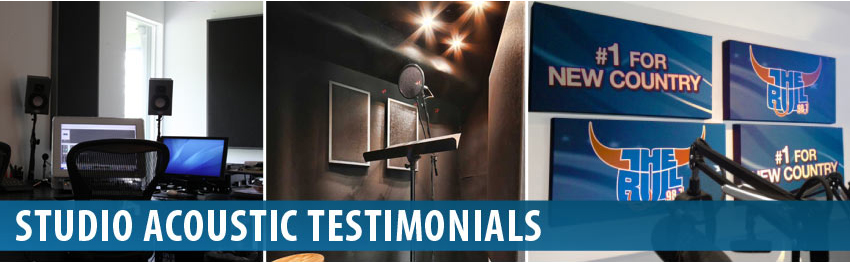 Audimute Studio/Recording Space Acoustic Panels Customer Reviews