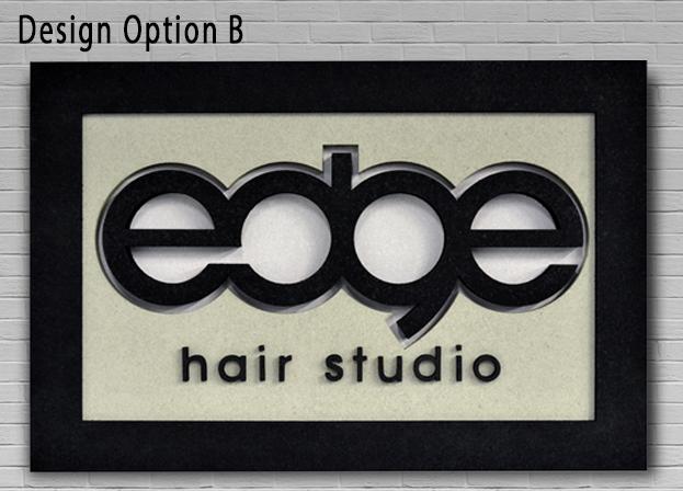 Acoustic Designer Sign Option B 3