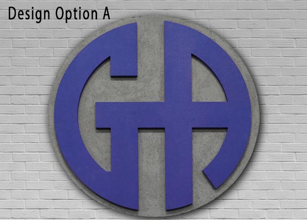 Acoustic Designer Sign Option A 2