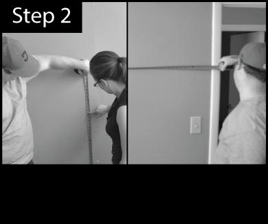 Offset Arrangement Installation Step 2