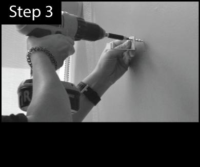 Offset Arrangement Installation Step 3