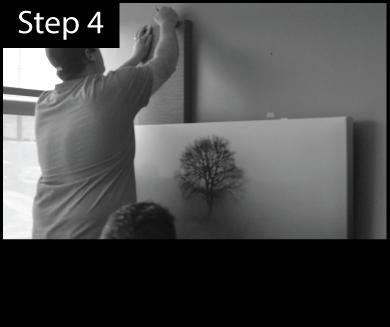 Offset Arrangement Installation Step 4