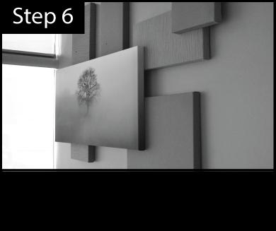 Offset Arrangement Installation Step 6