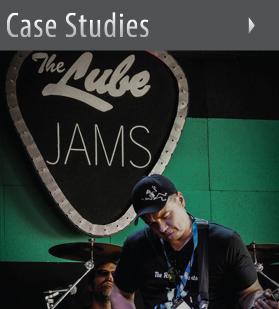 Acoustic Case Studies