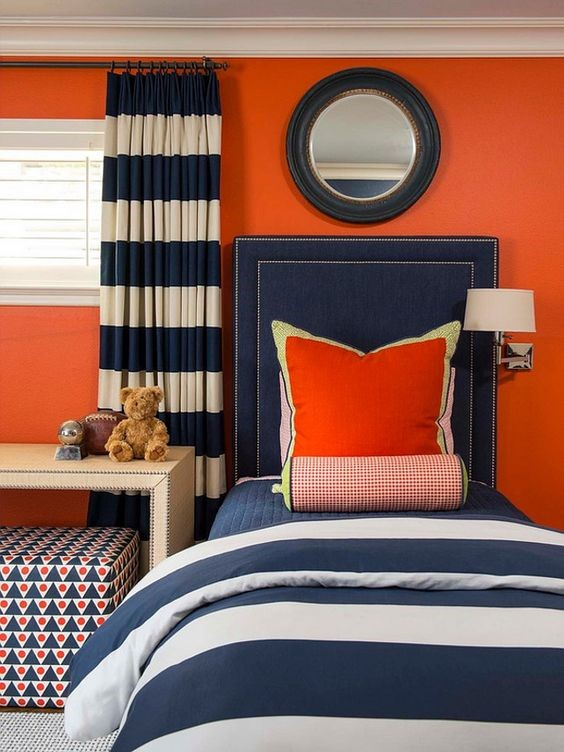Bedroom Complimentary Colors