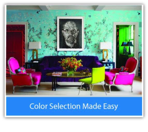 Easy color selection