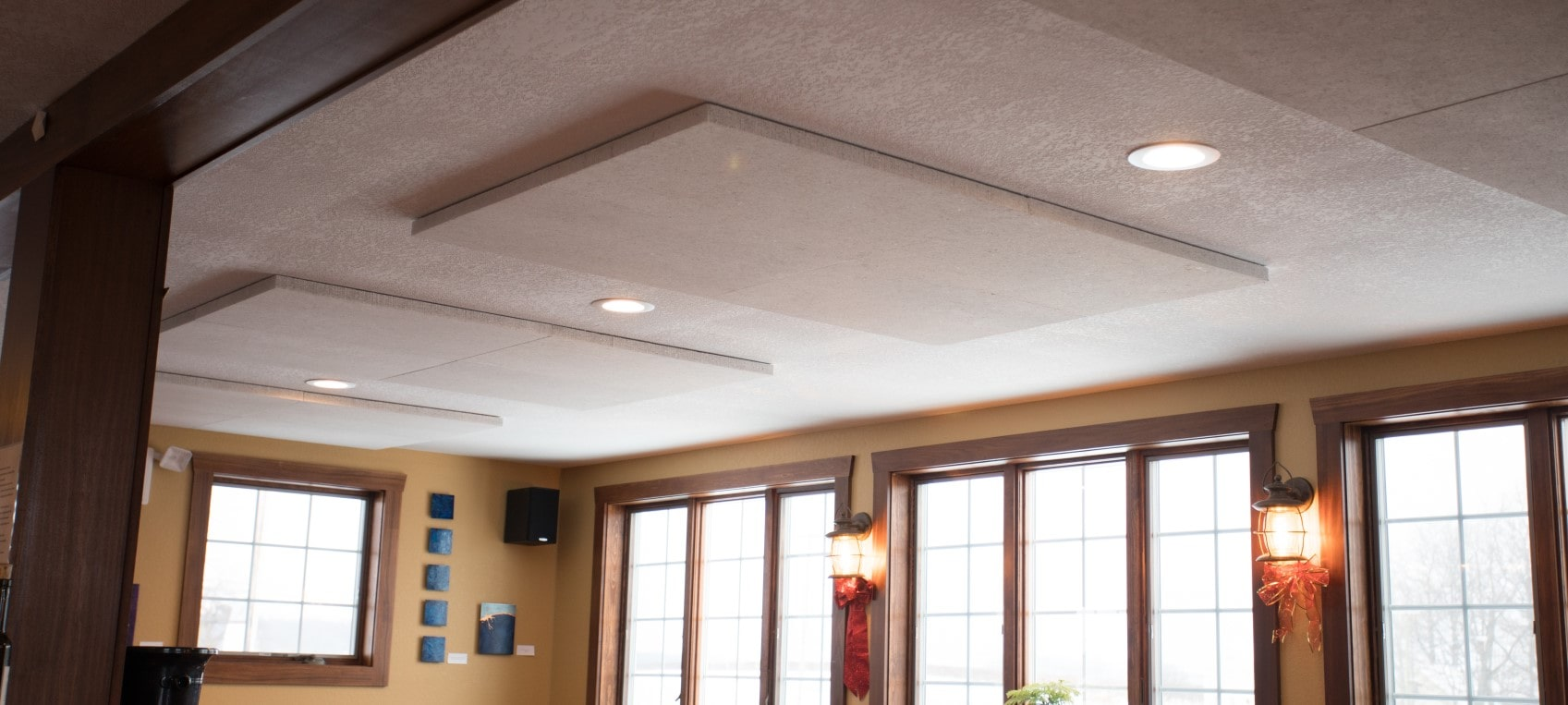 Sound Acoustic Solutions for Ceilings