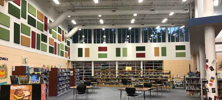 Acoustic Solutions for Institutional Space