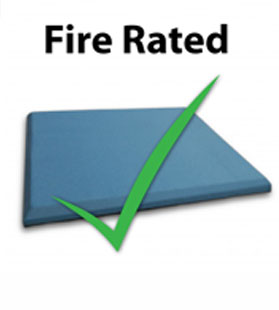 Fire rated vs. non fire rated acoustics