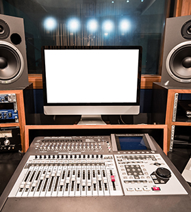 Audio / Video Editing Suite