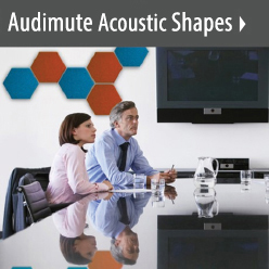 Audimute Acoustic Shapes